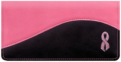 Loving Reflections Leather Checkbook Cover