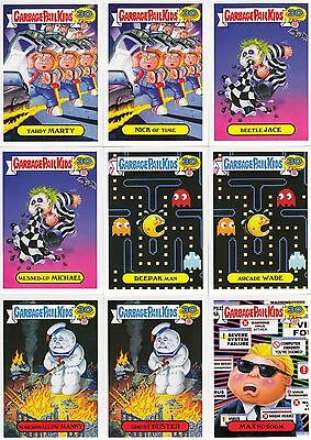 Garbage Pail Kids 30Th Anniversary 2015 Topps Complete Base Card Set Of 220 Sf