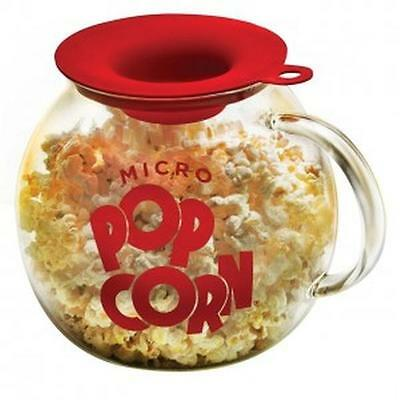 LAROMA MICRO-POP 3 QUART MICROWAVE POPCORN POPPER - New No Box