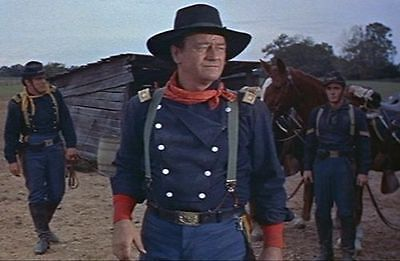 John Wayne Style Bib Front Cavalry Shirt fromThe Horse Soldiers Size 48