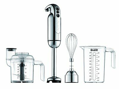 Dualit 700 Watt Hand Blender Mixer 88910 Polished - Brand New - Fast Shipping