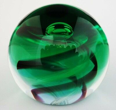 Caithness Glass Paperweight - Limited Edition - Dizzy Lizzy