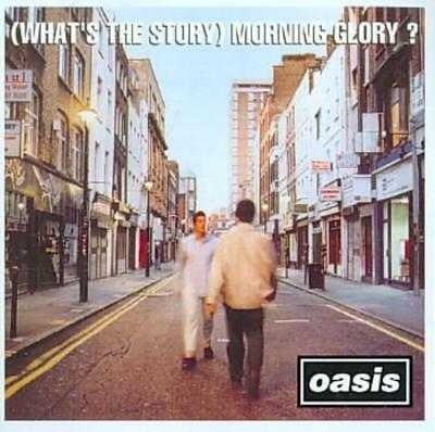 Oasis - (What's The Story) Morning Glory? New Cd