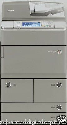 Canon imageRUNNER Advance 6055 Black and White Copier with low counter