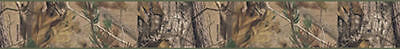York Realtree AP Camo Camoflauge Wallpaper Border  LM7937BD