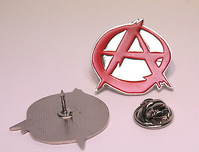 Metalpin ANARCHY RED MBA 051