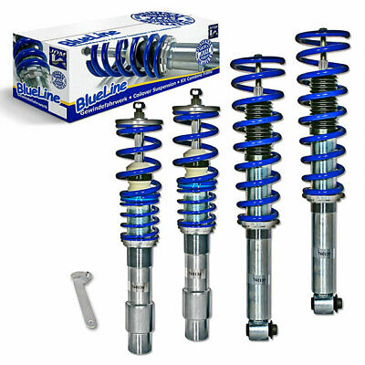 JOM BMW 5 Series E60 Euro Height Adjustable Coilover Suspension Lowering Kit
