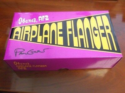 NEW - Ibanez Paul Gilbert AF2 Airplane Flanger Guitar Effects Pedal