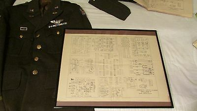 WWII Army Air Force C-1 Autopilot B-24 Liberator Bomber Intallation Poster Size