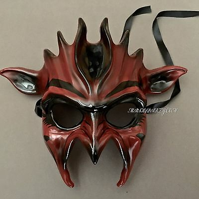 Devil Animal Halloween Masquerade Ball Mask Costume Prom Party Mask