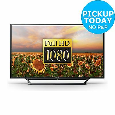 Sony 40 Inch KDL40RD453BU Freeview HD LED TV -From the Argos Shop on ebay