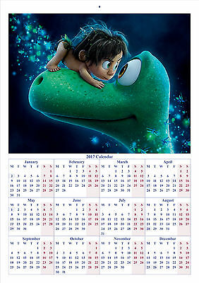 The Good Dinosaur - 2017 A4 CALENDAR **BUY ANY 1 AND GET 1 FREE OFFER**