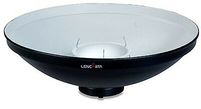Lencarta 40cm Medium Beauty Dish (White) - Elinchrom Fit
