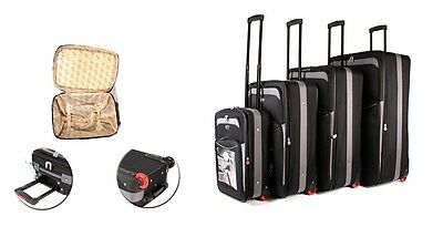 Light XLarge Large Medium Small Cabin Travel Trolley Luggage Suitcase Bag Case