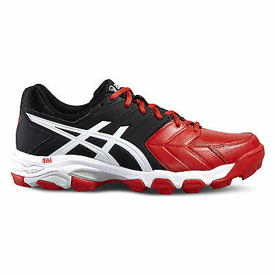 Asics Gel-Blackheath 6 Mens Hockey Shoes 2016 Hockey Astros Safety Vermilion