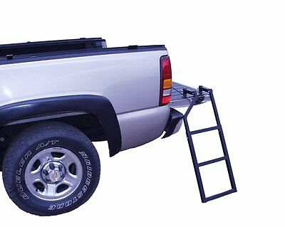 Pickup Truck Tailgate Ladder Traxion Tailgate Ladder 5-100