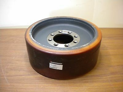 New Genuine Jungheinrich Poly Wheel Assembly 82X110//VU 51064639 EJE
