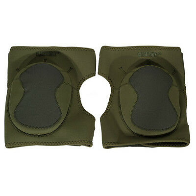Blackhawk Hellstorm Neoprene Unisex Body Armour Knee Pads - Olive Drab One Size