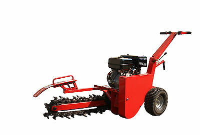 Trench Channel Digger 24 Inch  Ground Hog  Farm Industrial  Part No FIMTTR150