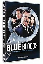 Blue Bloods - Stagione 3  6 Dvd  Cofanetto  Serie-Tv
