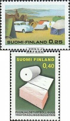 Finland 647,648 (complete.issue.) unmounted mint / never hinged 1968 Tourism, Wo