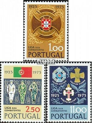 Portugal 1223-1225 (complete.issue.) fine used / cancelled 1973 Association the