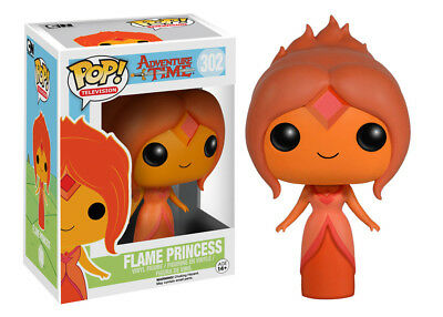 Funko Pop TV Adventure Time: Flame Princess Vinyl Action Figure Collectible Toy