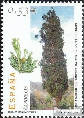 Spain 4102 (complete.issue.) unmounted mint / never hinged 2006 Trees
