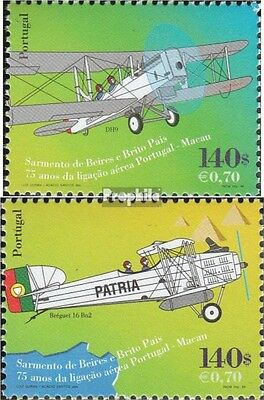 Portugal 2333-2334 (complete.issue.) unmounted mint / never hinged 1999 Fernstre