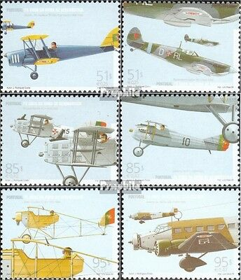 Portugal 2347-2352 (complete.issue.) unmounted mint / never hinged 1999 Military