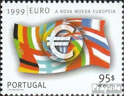Portugal 2326 (complete.issue.) unmounted mint / never hinged 1999 Euro-Introduc