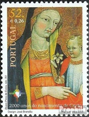 Portugal 2386 (complete.issue.) unmounted mint / never hinged 2000 Jesus Christ