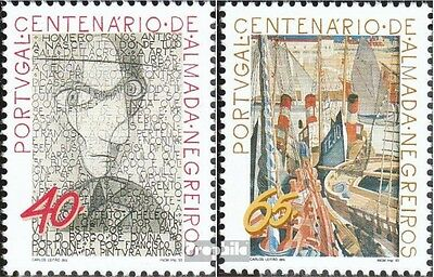 Portugal 1949-1950 (complete.issue.) unmounted mint / never hinged 1993 José de