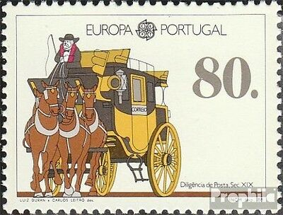 Portugal 1754b (complete.issue.) unmounted mint / never hinged 1988 Transportati