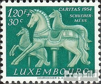 Luxembourg 527 unmounted mint / never hinged 1954 Caritas