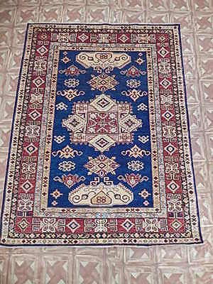 Super Kazak Carpet Handmade 5' x 7' Foyer Low Price Rugs Area Rug