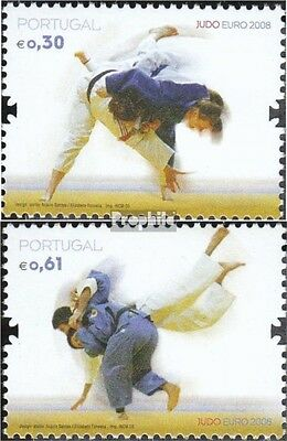 Portugal 3266-3267 (complete.issue.) unmounted mint / never hinged 2008 Judo-eur