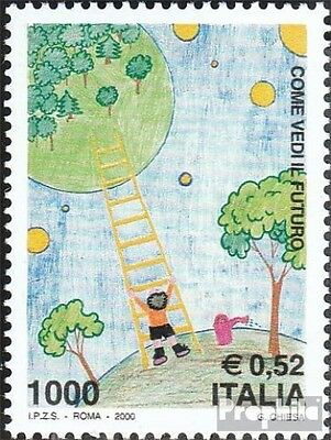 Italy 2710 (complete.issue.) unmounted mint / never hinged 2000 Painting Competi