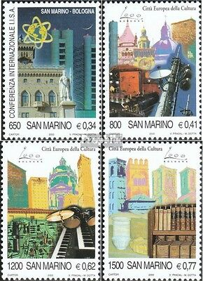 San Marino 1886-1889 (complete.issue.) unmounted mint / never hinged 2000 Cultur