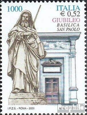 Italy 2671 (complete.issue.) unmounted mint / never hinged 2000 Holy Year 2000