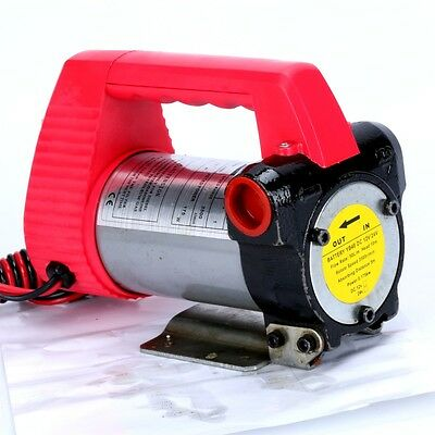 12v 175w 11GPM Diesel/Biodiesel/Kerosene Fuel Oil Transfer Pump-AM
