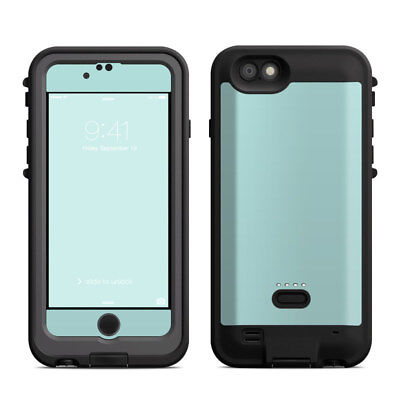 Skin for LifeProof FRE Power iPhone 6/6S - Solid Mint - Sticker Decal