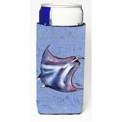 Carolines Treasures Stingray Stingray Michelob Ultra s For Slim Cans 12 oz.
