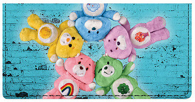 Care Bears™ Photo Real Leather Checkbook Cover