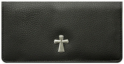 Cross Leather Checkbook Cover