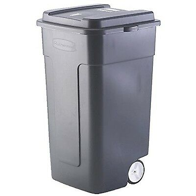 Rubbermaid 189L Wheeled Refuse Container