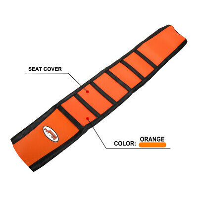 Gripper Soft Seat Cover For KTM 125 250 144 150 250 350 450 SX SXF XC XCF XCW 16