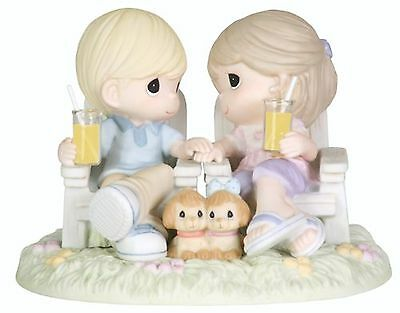 """Precious Moments """"Always Be By My Side"""" Figurine"""