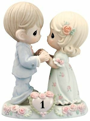 """Precious Moments """"A Whole Year Filled With Special Moments"""" Figurine"""