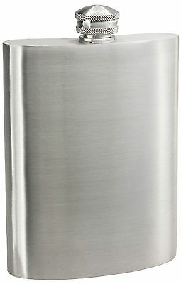 Visol Gleam Pewter Hip Flask 6-Ounce